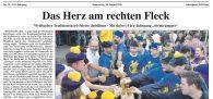 """Flörsheimer Zeitung: """"Das Herz am rechten Fleck"""""""