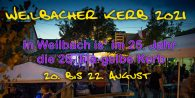 Weilbacher Kerb 2021